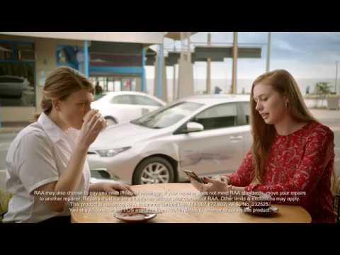 RAA 'Right Repairer' Car Insurance TV Commercial 2018