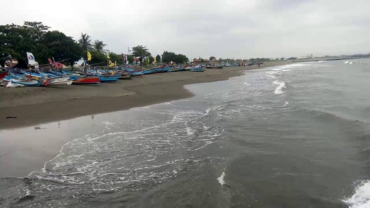 Pantai Teluk Penyu Cilacap 24 Maret 2017 Youtube