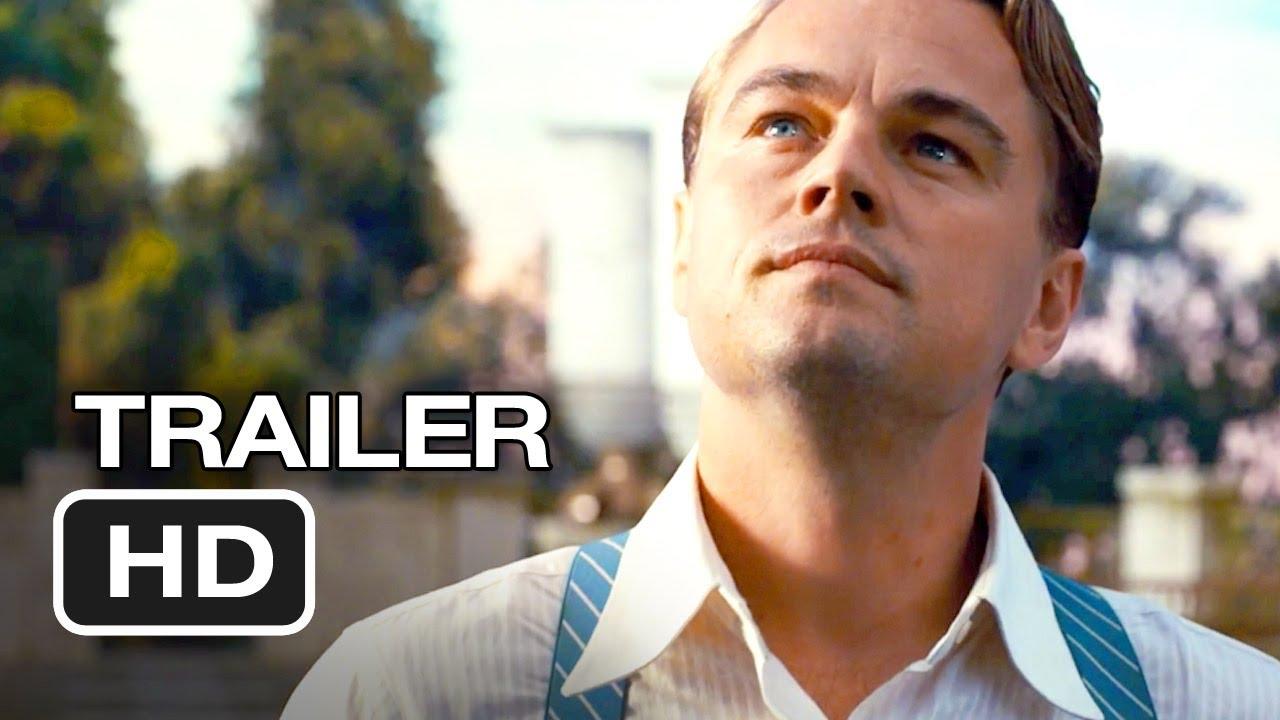 The Great Gatsby TRAILER 3 (2013) Leonardo DiCaprio, Carey Mulligan Movie HD