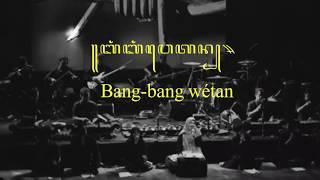 Bang-bang wetan - Kiai Kanjeng