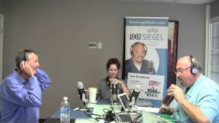 Ron Siegel Radio: Guests Bart Carey and Melinda Johnson - Sept 24 2015