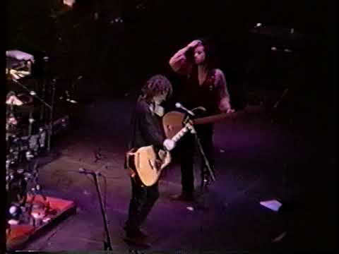 Izzy Stradlin and the Ju Ju Hounds - San Francisco, Bill Graham Civic Auditorium - 01.21.1993