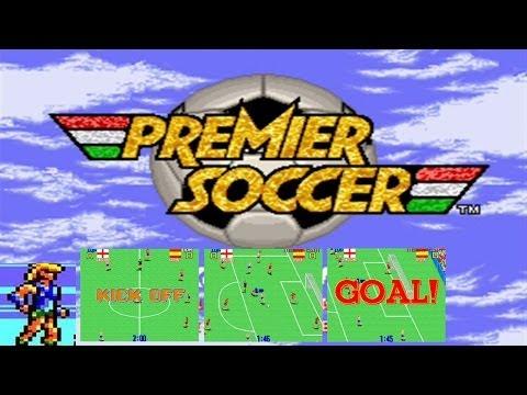 [ARCADE/MAME] Premier Soccer - Longplay (Konami 1993)