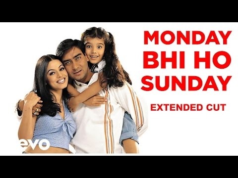 Dil Kya Kare - Monday Bhi Ho Sunday Video | Ajay Devgan, Mahima