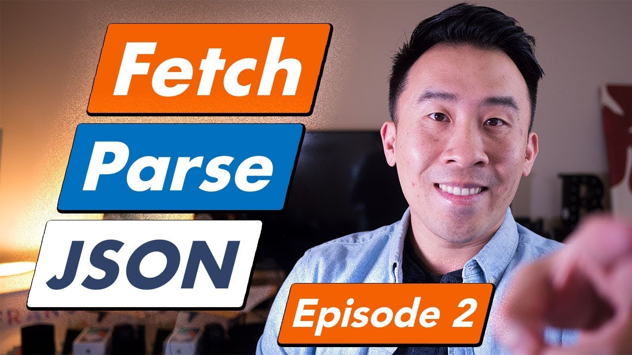 Kotlin Youtube - How to Quickly Fetch Parse JSON with OkHttp and Gson (Ep 2)