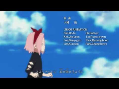 Naruto Shippuden Ending 12 FULL  AZU For You