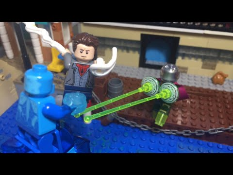 Lego Spider-Man Far From Home Part 1: The Hydro Man attack