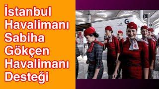 İstanbul Havalimanı-Sabiha Gökçen Havalimanı  Belgesel  VLOG  Ertan Turhan