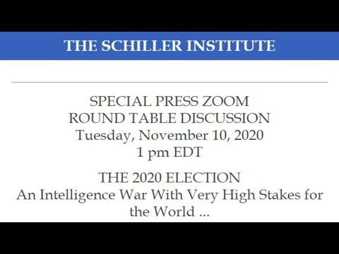 2020 Election - An Intelligence War With Very High Stakes for The World