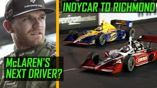 IndyCar to Richmond | Daly Replaces Ericsson | F1 2020 -- THIS WEEK IN RACING