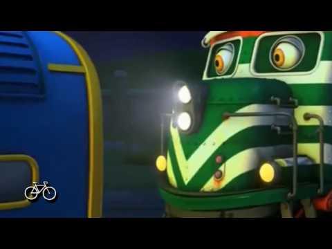 Chuggington Season 04   Park Patroller Wilson