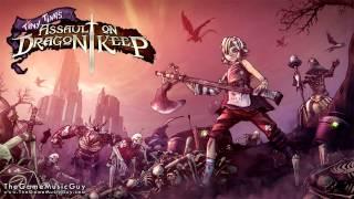 Flamerock Refuge - Tiny Tina's Assault on Dragon Keep - Borderlands 2 Soundtrack