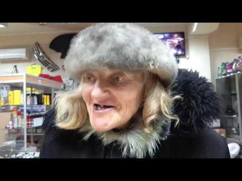 Бабка из Пушкино поет 3