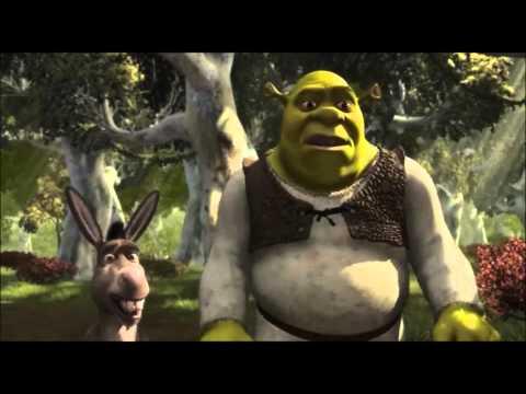 Fröhliche Bande - Shrek