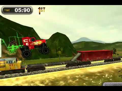 Monster Trucks Nitro 2 Trailer Youtube