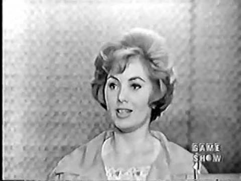 What's My Line?  Shirley Jones; Abe Burrows panel Aug 19, 1962