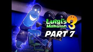 Luigi's Mansion 3 Gameplay Walkthrough Part 7 (Nintendo Switch)