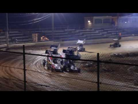 Airport Speedway 125cc Feature 7-16-16