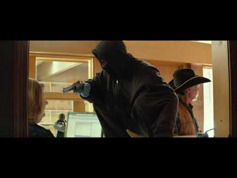 Hell or High Water 2016 - Texas Midlands Bank Second Bank Robbery Scene