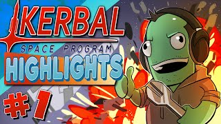 Kerbal Space Program - Highlights #1