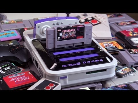 Hyperkin Retron 5 Console - Review