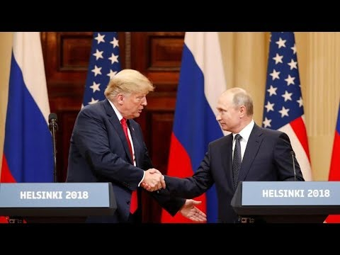 What the Hell Happened in Helsinki with Trump & Putin?