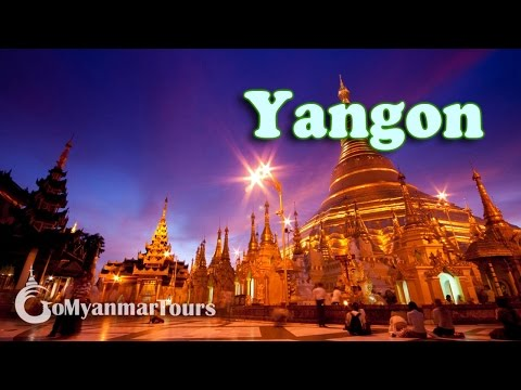 Yangon - City in Myanmar (Burma)