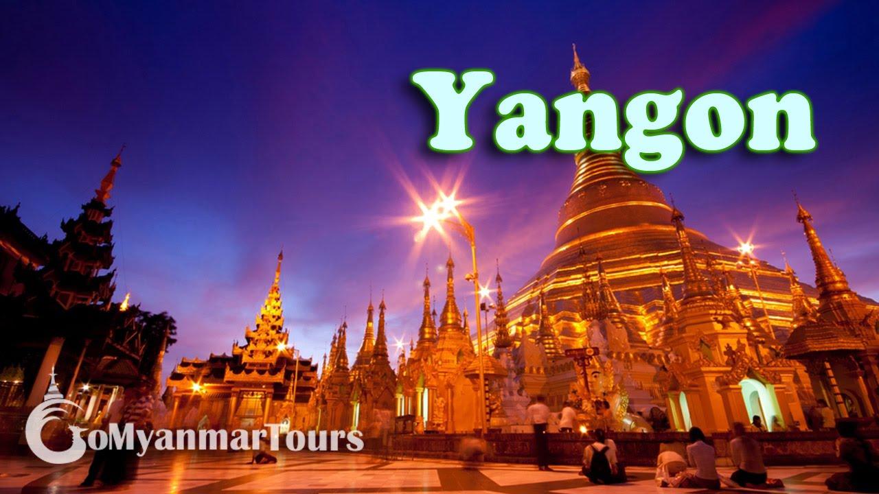 Yangon city in myanmar burma youtube thecheapjerseys Images