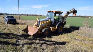 2001 John Deere 310SG backhoe for sale | sold at auction December 18, 2014