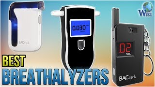 10 Best Breathalyzers 2018