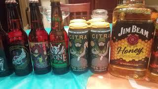 High T Drinking: Liquor Store Haul