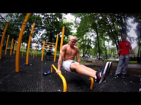 Street Workout Nysa - Sports Armor We Make The History