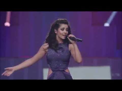 Cheryl Cole  Parachute A Million Lights Tour 2012