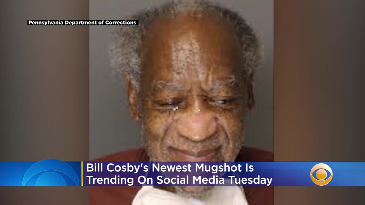 SEE IT: Bill Cosby smiles in his latest mug shot