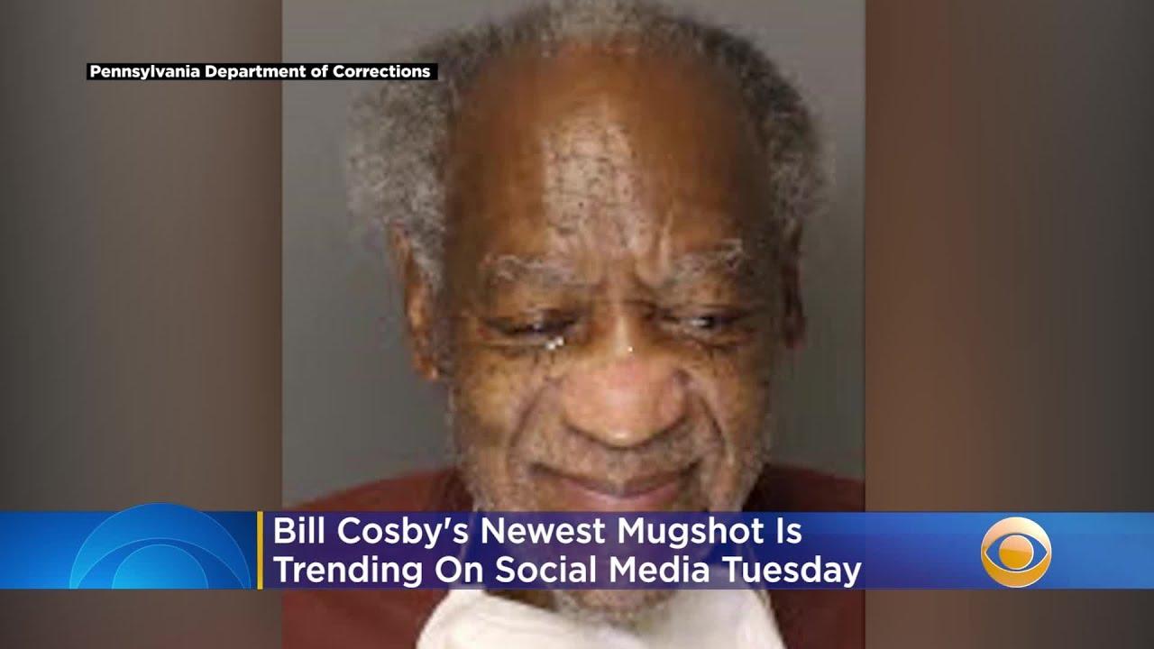 Bill Cosby's Latest Mugshot Trending On Social Media As He ...