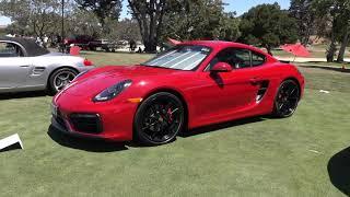 PCA Spotlight: All Judged Class Porsches at Werks Reunion Monterey 2019