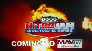 ihra nitro jam drag racing on mav tv