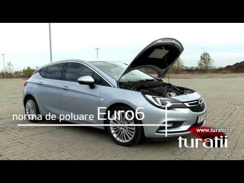 Opel Astra 1.6l CDTi explicit video 1 of 2