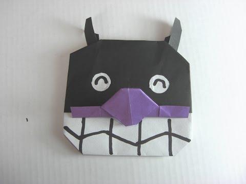 折り紙の : 折り紙 バイキンマン : brixcms.org