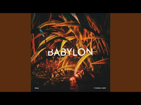 Babylon (feat. Denzel Curry) (Skrillex & Ronny J Remix)