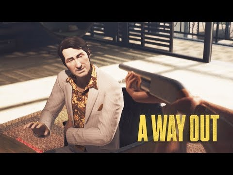 Getting Revenge on Harvey A WAY OUT
