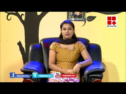 Morning reporter with Bipin Chandran