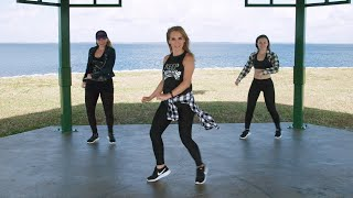 "Baixar ""Tusa"" by Karol G featuring Nicki Minaj Zumba routine"