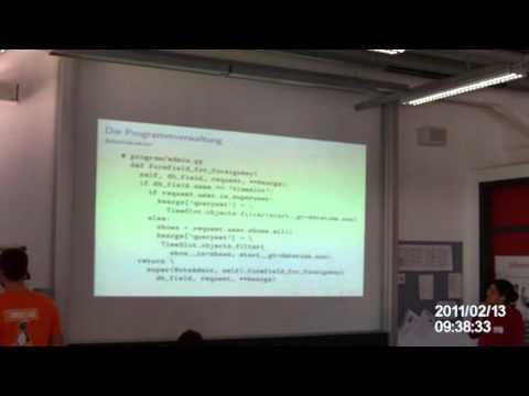 Grazer Linuxtage 2011: v2.helsinki.at - Django und Plone im neuen Webauftritt von Radio Helsinki