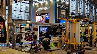 """Видеоэкран для """"Life Fitness"""", г.Москва, Р3.91"""
