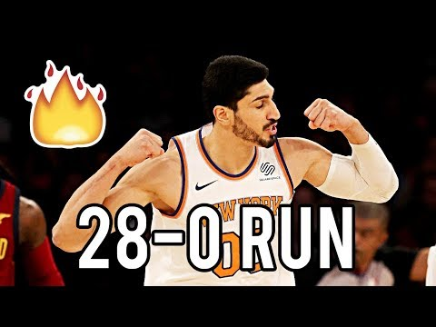 "NBA ""Whole Team On FIRE"" Moments 