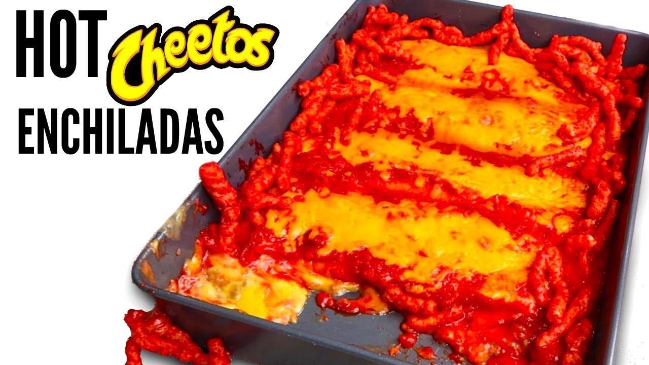Hot Enchiladas