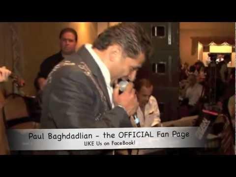 Paul Baghdadlian Tribute Show - Joseph Krikorian (02 Of 04)