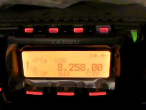 8.258 mhz marine communications