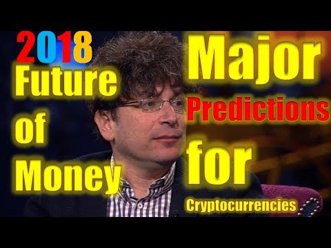 James Altucher: BITCOIN - Major Predictions for Cryptocurrencies - Stages of Investment Booms